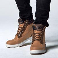 Urban Classics Winter Boots beige/woodcamo