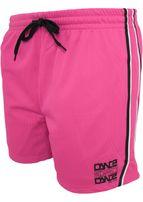 Urban Dance Dance Mesh Shorts n.pink/blk