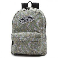 VANS G REALM BACKPACK ABSTRACT BLAC
