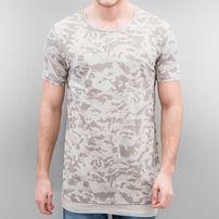 Who Shot Ya? Armee T-Shirt Beige