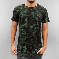 Who Shot Ya? Fashion T-Shirt Camouflage Green