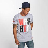 Who Shot Ya? / T-Shirt WHSHTY in grey