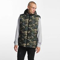 Who Shot Ya? / Vest BigWho Quilted in green