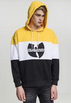 Wu-Wear Wu-Wear Block Hoody black/white/yellow