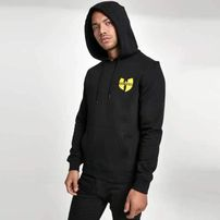 Wu-Wear Wu-Wear Chest Logo Hoody black