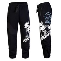 Amstaff Keron Sweatpants Black