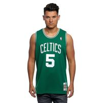 Mitchell & Ness Boston Celtics #5 Kevin Garnett green / white Swingman Jersey