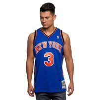 Mitchell & Ness New York Knicks #3 Stephen Marbury royal Swingman Jersey