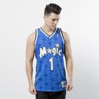 Mitchell & Ness Orlando Magic #1 Tracy McGrady blue Swingman Jersey