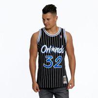 Mitchell & Ness Orlando Magic #32 Shaquille O'Neal black Swingman Jersey
