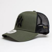 Sapka New Era 9Forty A Frame Trucker Cap Essential NY Yankees Army Green 4837765e93