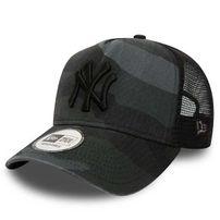 Sapka New Era 9Forty A Frame Trucker NY Yankees Washed Camo