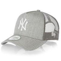 Sapka New Era 9Forty MLB Heather Truck NY Yankees Heather Grey