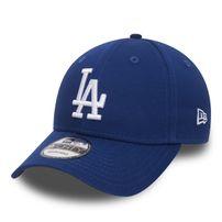 Sapka New Era 9Forty MLB League Basic LA Dodgers Royal White
