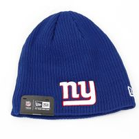 New Era EMEA Ribbed Knit Beanie NY Giants