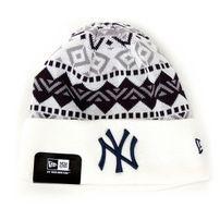New Era Ivory Cuff NY Yankees Team