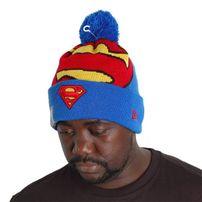New Era Woven Biggie Superman Knit