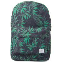 Spiral Grass Forest Backpack Bag