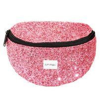 Övtáska Spiral Hot Pink Stardust Bum Bag