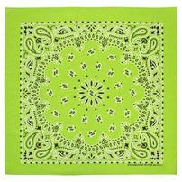 Urban Classics Bandana limegreen
