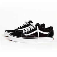 Cipo VANS UA OLD SKOOL Black/White