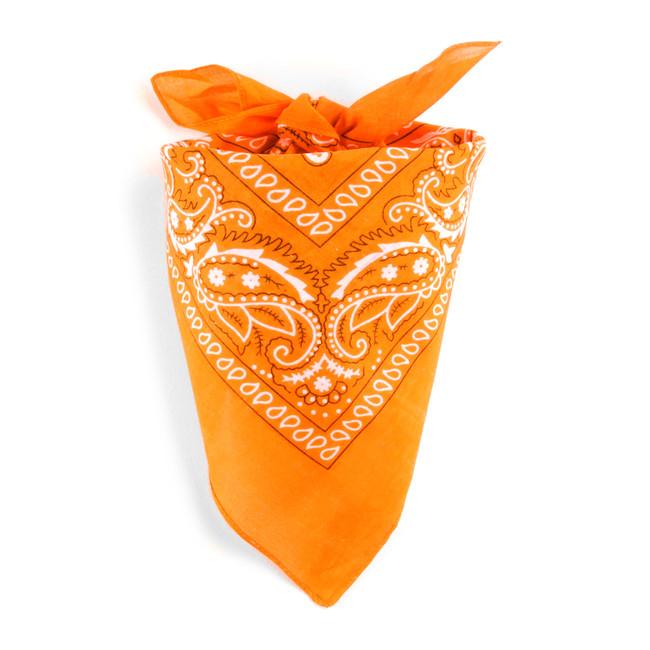Urban Classics Bandana orange